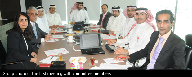 The National ICT eGovernance Committee holds its first meeting